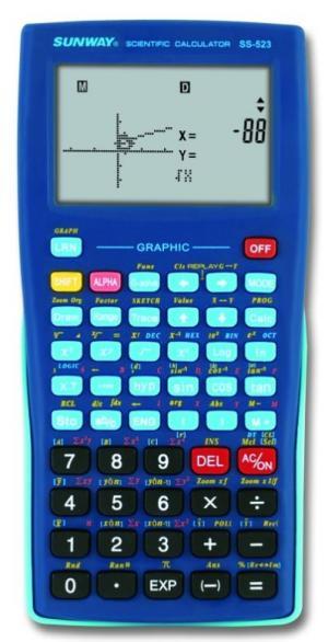 Sunway Electronics Company. - Calculator Manufacturer, Desktop ...